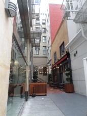 Modernized Side Alley
