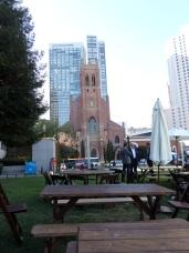 St. Patrick Church est. 1872 near Yerba Buena Gardens