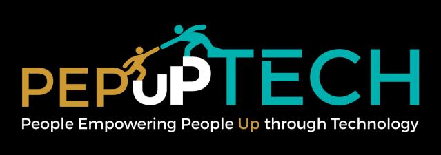 PepUp Tech Logo